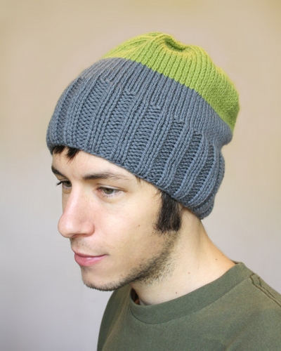 Unisex Colorblock Hat